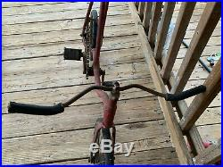 1930s Antique Circus clown Bicycle Bike Very Cool Must see