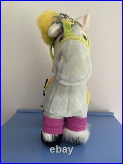 1984 VINTAGE CABBAGE PATCH CIRCUS SHOW HORSE PONY Excellent Condition RARE HTF