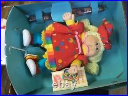 1986 cabbage patch circus kids
