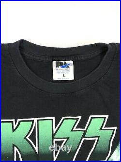 1998 Kiss Physco Circus T Shirt Vintage Tee
