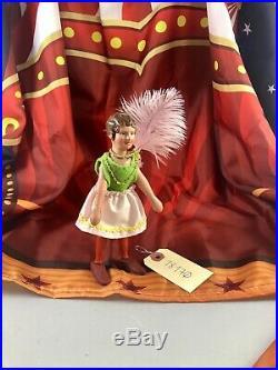 6.5 Antique American Composition Schoenhut Circus Acrobat Doll! Rare! 18170