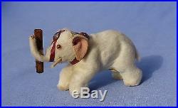 Antique Circus Elephant Toy Germany Bru Jumeau French Fashion Doll Label