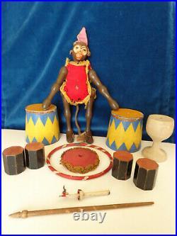 Antique Schoenhut Humpty Dumpty circus toy