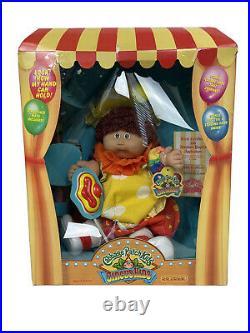 Cabbage Patch Kids Doll Rare Vintage New Circus Clown Desmond Eldon Boy