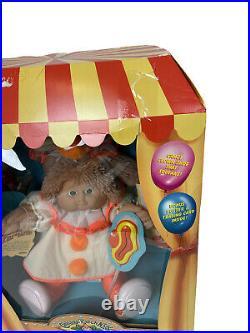Cabbage Patch Kids Doll Rare Vintage New Circus Clown Elspeth Laurette