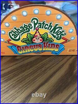Cabbage Patch Kids Xavier Roberts 1986 Circus Kids Vintage Coleco Lance Hugo