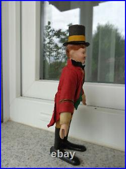 Great antique Schoenhut Humpty Dumpty circus toy wooden toy