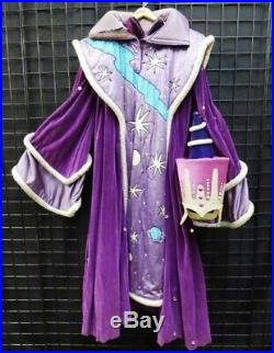 Halloween Costume Vintage Drag Queen Broadway theatre Circus Wizard w Top Hat