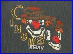 Iceberg Stricki Vintage Pullovercircus Clown Joker Zirkuscasualgr Mtip Top