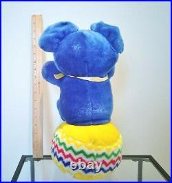 Large Toy Circus Elephant Plush