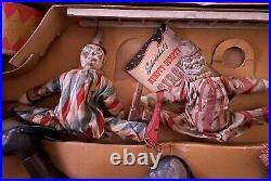 Original Early Schoenhut Circus 11 Piece Set With Box