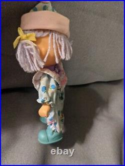 Picka-Berry Circus Blueberry Blossom Clown Doll 100% Strawberry Shortcake 1982