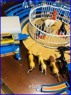Playmobil System Circus Vintage Set Rare