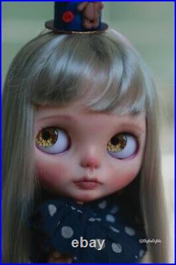 Takara RBL Renew mold Blythe Ailurophile Style Vintage Circus Girl Custom