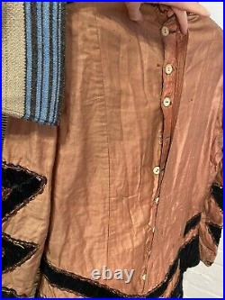 True Vintage Victorian Male Circus Costume Outfit Antique 1920s 19th C Theatre