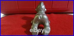 Ultimate Rare Astro Boy Antique Metal Circus Memorabilia Heavy Statue Toy