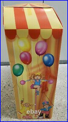Vintage Cabbage Patch Circus Kids New In Box Rare