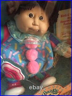 Vintage Cabbage Patch Kids Circus Kids Doll-New In Box